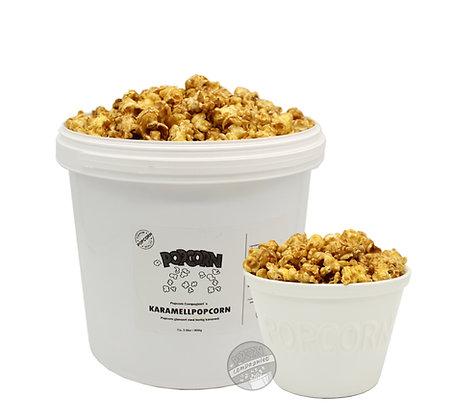 Karamellpopcorn 5 liter / 800g