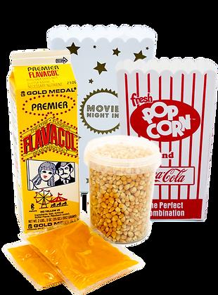 Popcornpakke Vågal