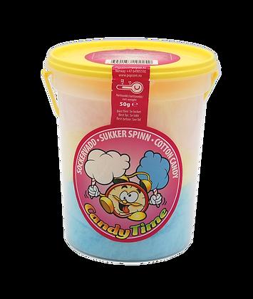 CandyTime Sukkerspinn 50g