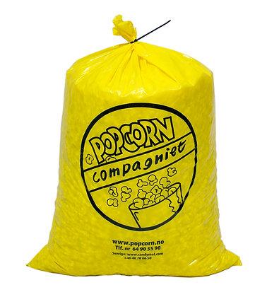Smørpopcorn 120 L (sekk)
