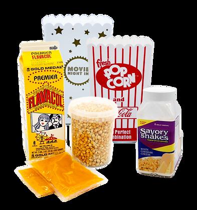 Popcornpakke Sheriff
