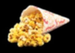 Popcorn smørsmak