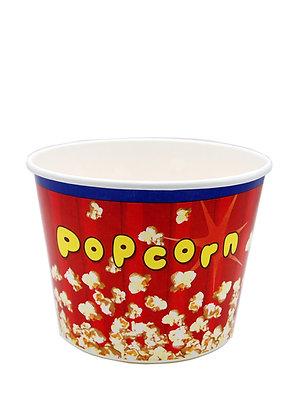 Popcornbeger 2,5 liter - 50 stk.