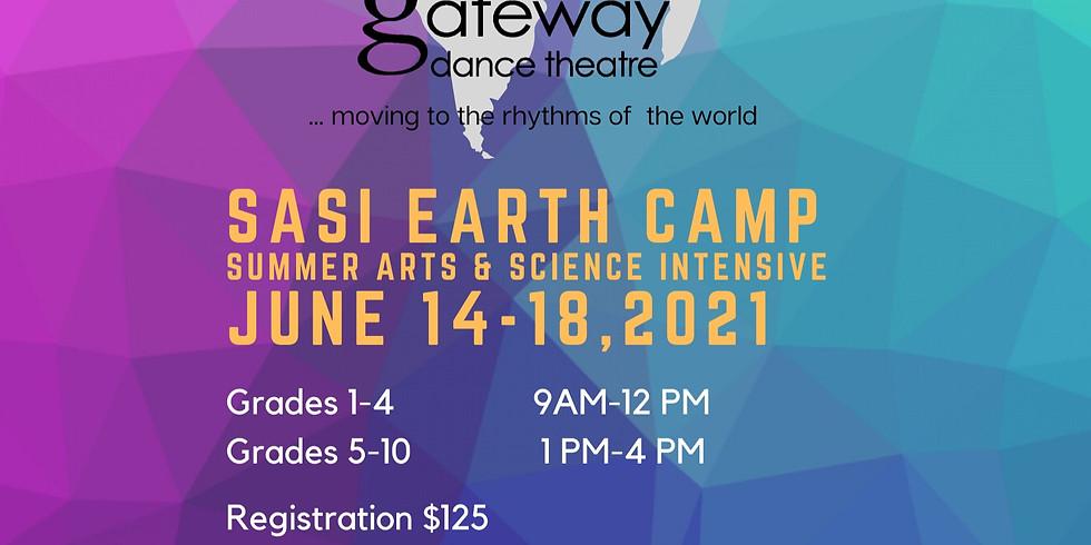 SASI Earth Camp 2021