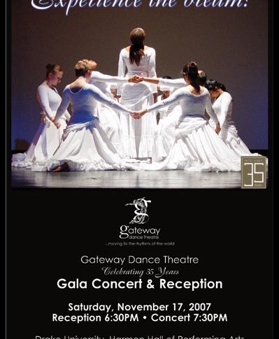 GDT Gala 2007 35 yrs