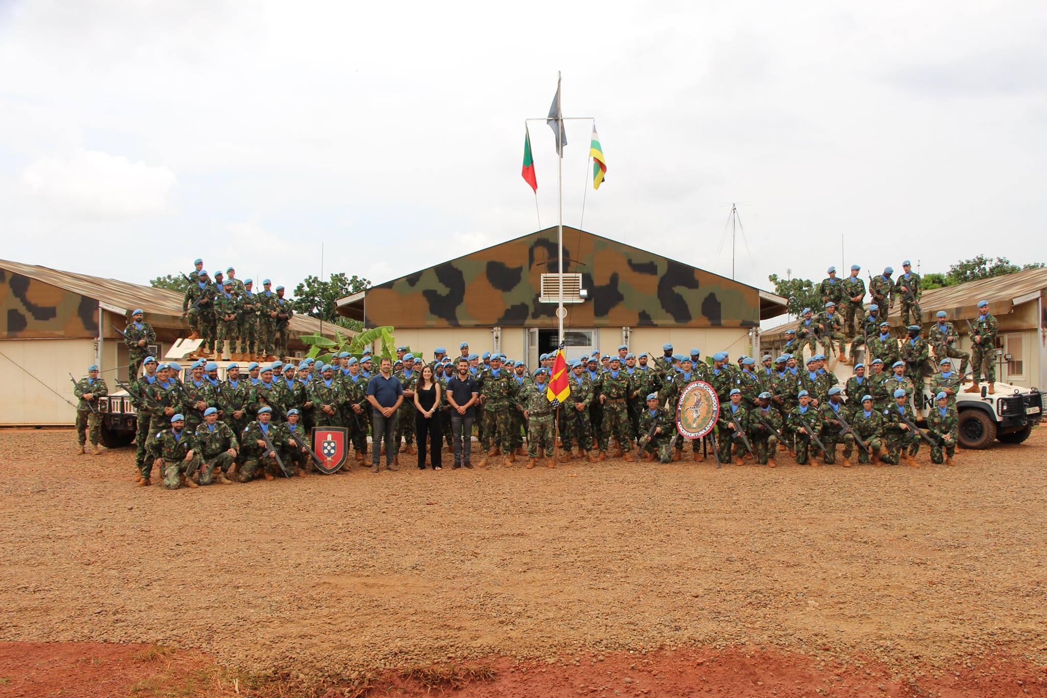 Fado at Rep. Centro Africana