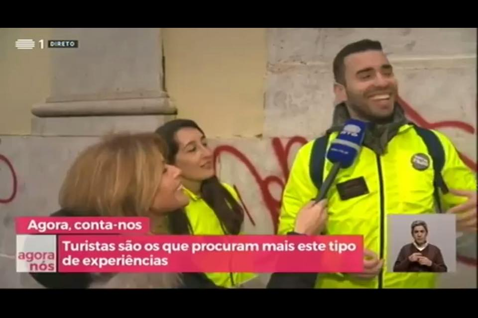 Reportagem RTP (Fado Vadio)