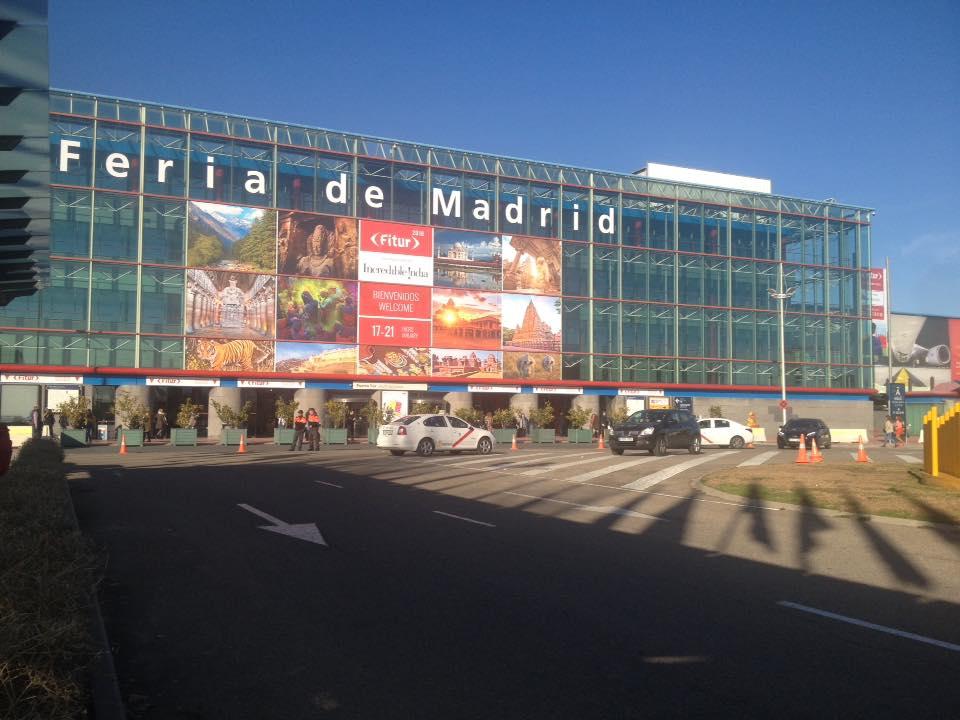 Feria de Turismo de Madrid