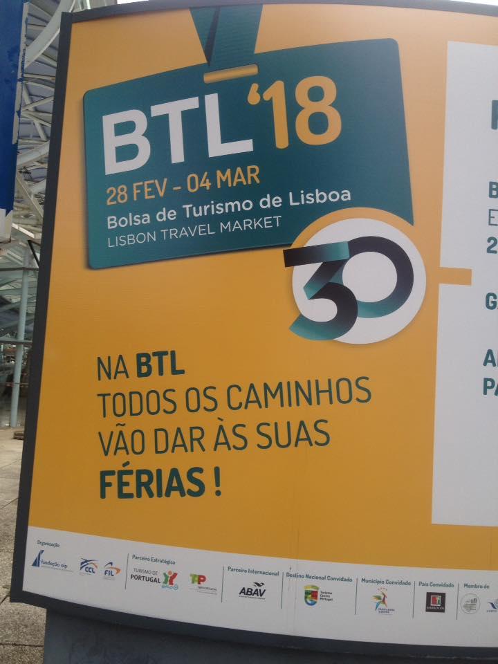 Bolsa de Turismo de Lisboa 2018