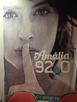 Entrevista Rádio Amália