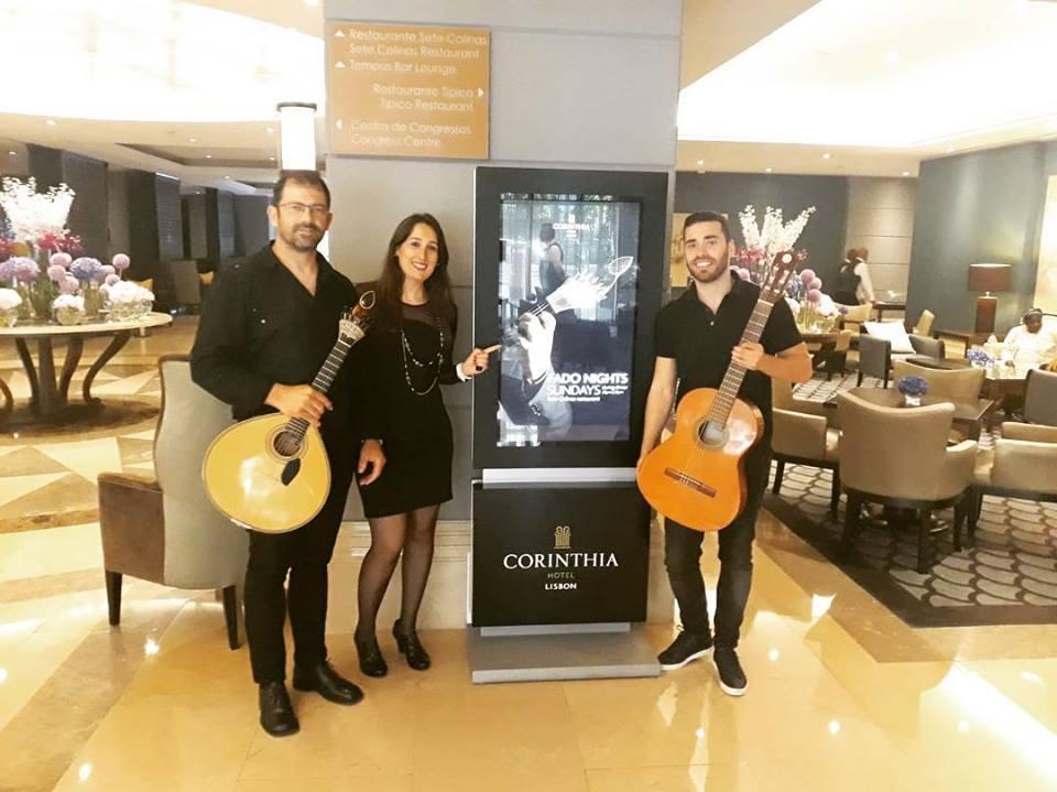 Corinthia Hotel Event