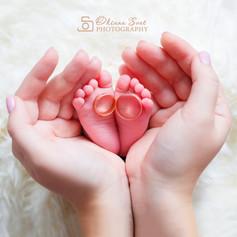 Фотограф новорожденных в Твери