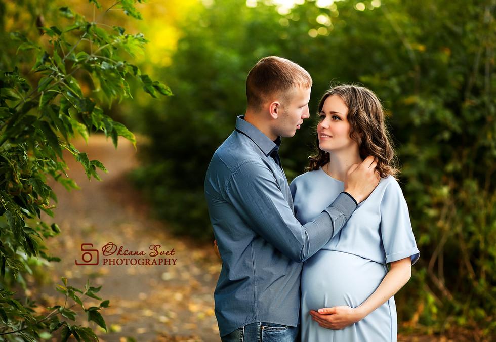 фотосессия беременности в твери
