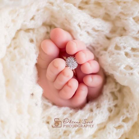 Фотосессия новорожденных Тверь