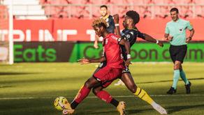 DFCO 0-1 Monaco : quand ça veut pas...