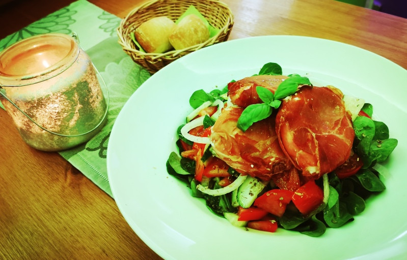 WUNDERBAR! Salat