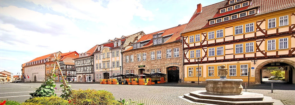 City-Apartments Mühlhausen