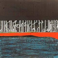 'Calligraphic Landscape'