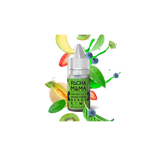 PachaMama - Aroma The Mint Leaf Honeydew Berry 30 ml