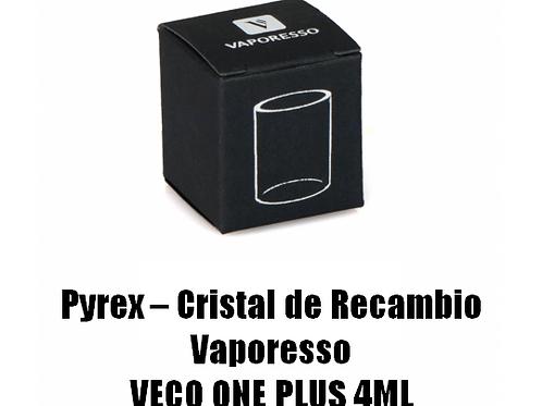 Vaporesso - Pyrex VECO ONE PLUS 4 ML