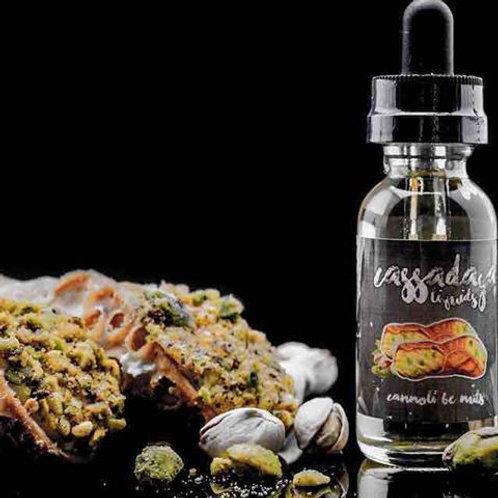 Cassadaga - Cannoli Be Nuts 60 ml