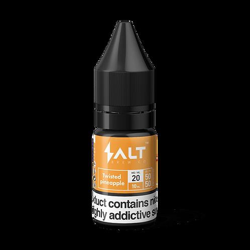 Salt Brew - Twisted Pineapple 10 mg Sales de Nicotina