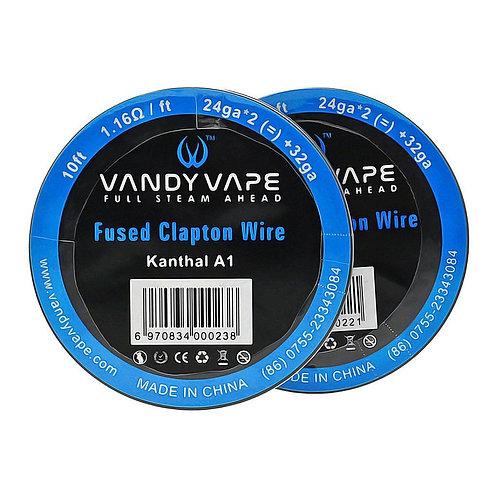 Vandy Vape - Wire Fused Clapton KA1 24GAx2+32GA
