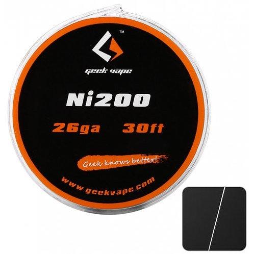 Geek Vape - Wire NI200 26GA