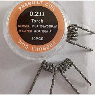 Eycotech - Resistencias prefabricada Torch KA1