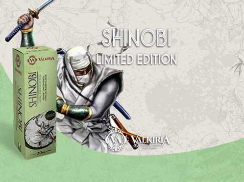 Valkiria - Shinobi Limited Edition 60ml