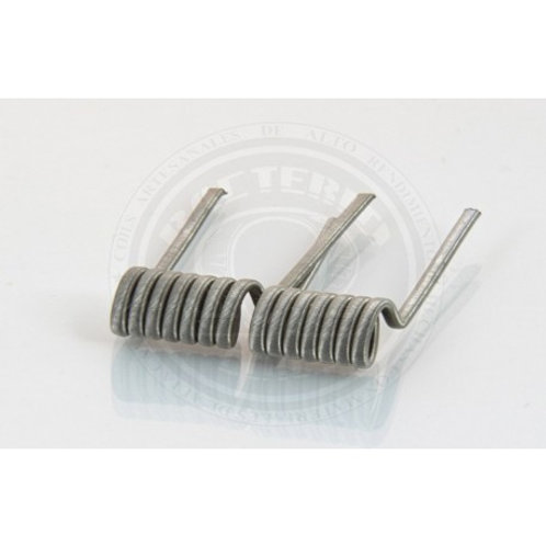 Bacterio Coil - Fused Low Cost 0.21ohm