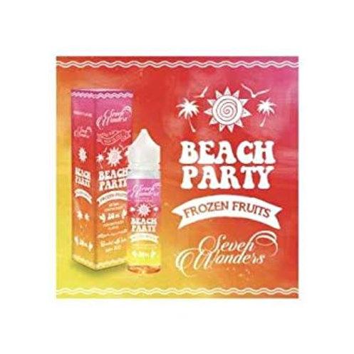 Seven Wonders - Beach Party 60ml