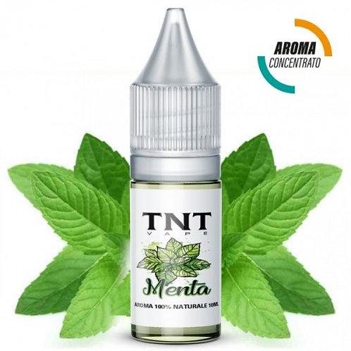 TNT Vape - Aroma Organico Menta 10 ml