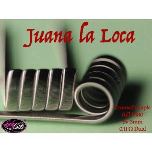 Lady Coils - Juana la Loca