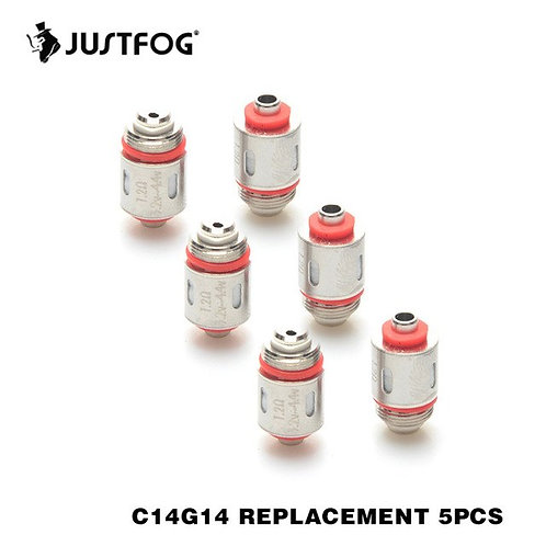 Justfog c14 series coil 1.6ohm