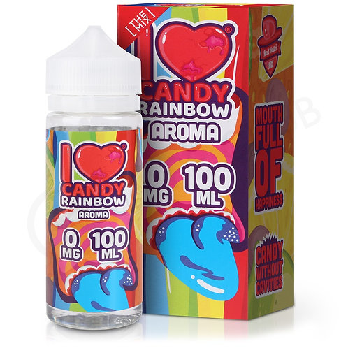 Mad Hatter - I Love Candy Rainbow 60ml