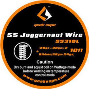Geek Vape - Wire SS Juggernaut