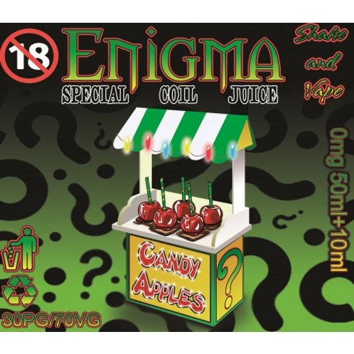 Enigma Juice - Candy Apple 60 ml