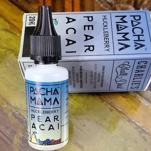 PachaMama - Huckleberry Pear Acai premacerado 20ml