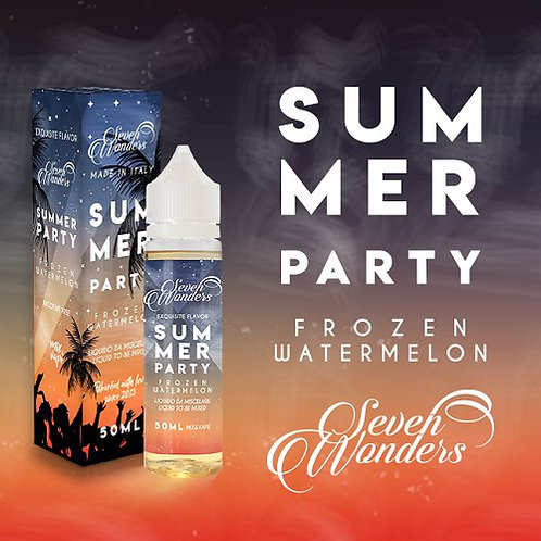 Seven Wonders - Summer Party 60ml