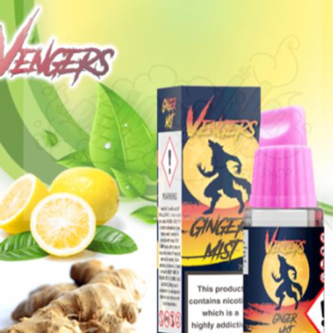Hangsen Vengers - Ginger Mist 10 ml