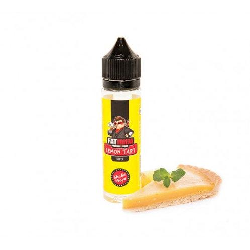 Fat Ninja - Lemon Tart 60ml
