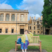 2019 Summer, Cambridge, my birthday