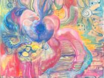 Oil on canvas 2020