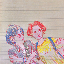2019 Late Summer, Sejongno, Minarang