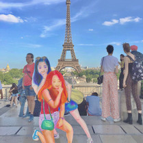 2017 Summer, Paris