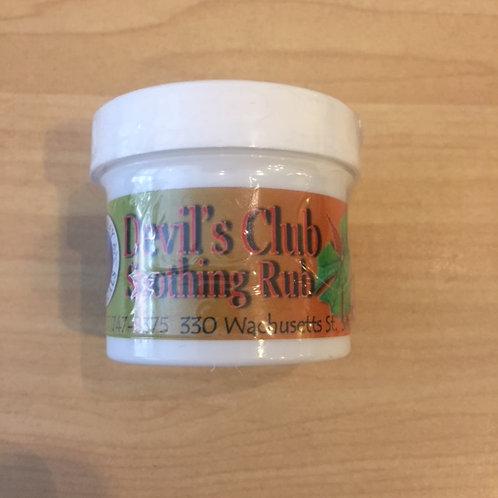 Devil's Club Soothing Rub
