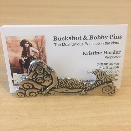 Mermaid Card Holder