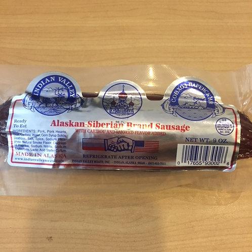 Alaska Siberian Caribou Sausage