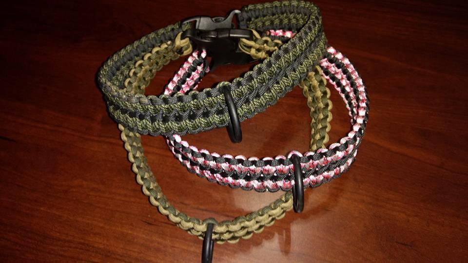 Heavy Duty Dog Collar, Medium to Large Dog Plus